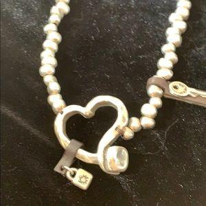 Uno de 50 Heartfelt Necklace